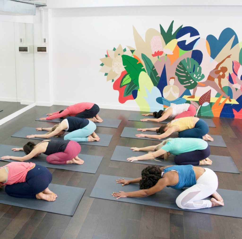 now yoga etiquette our studio